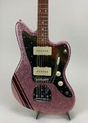 2020 Bell And Hern Cousin Strawberry Custom Jazzcaster