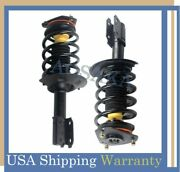 For Chevrolet Impala 2000-2014 Front Quick Struts And Coil Springs W/ Mounts Pair