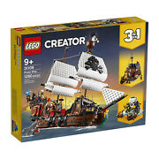 Lego® Creator Pirate Ship Building Set 31109 New In Stock