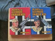 Vols 1and2 Planes Of Luftwaffe Fighter Aces Bernd Barbas Hard To Find Set Ist Ed