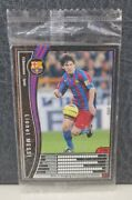 Panini Wccf 2005 - 2006 Lionel Messi Barcelona Unopened Rookie Card
