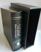 Pcs A Century Of Us Silver Half Dollars Display Book W/ Slipcover New No Coins