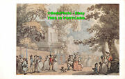 R411945 Waterlow. Thomas Rowlandson. Entrance To The Mall. Spring Gardens. Victo