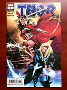 Thor Vol. 6 4 Nm+ 9.6 Donny Cates 1st Cameo Appearance Black Winter