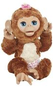 Furreal Friends Cuddles My Giggly Monkey Pet A