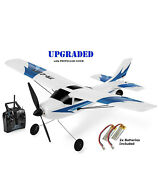 Rc Plane 3 Channel Remote Control Airplane Ready To Fly Rc Planes For Adults A