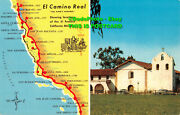 R427144 California. El Camino Real. The King Highway. Mission Santa Ines. Offici