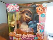 Furreal Friends Cuddles My Giggly Monkey Pet Animal - Large Full Size