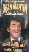 The Dean Martin Celebrity Roasts - Muhammad Ali And Hank Aaron, Factory Sealed,vhs