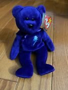 [nwt] Ty Beanie Babies Princess Diana Retired Mint Condition Rare
