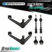 Front Upper Control Arm W/ Ball Joints Kit For 2002-2004 2005 Dodge Ram 1500 2wd