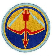 Ww2 Wwii Usaaf San Francisco Air Defense Wing Squadron Patch 1942-1944