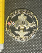 Jsoc J6 Joint Special Operations Command Kurt Klausner Challenge Coin