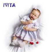 Realistic 22and039and039 Reborn Baby Doll Toddler Girl With Body Metal Skeleton Xmas Gift