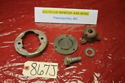 Briggs And Stratton 282707 12 Hp Mower Engine Flywheel Retainer Cup 222561 224413