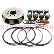 Hydraulic Motor Kit For Rexroth Mcr3 Mcr03 Mcre03 For Cat 226 216 Loader