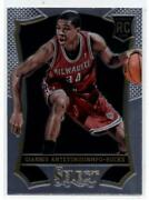 2013-14 Panini Select Rookies 178 Giannis Antetokounmpo Must Have Rookie 817957