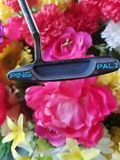 Custom Torched Ping Pal 2 Putter Steel Shaft