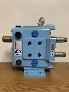 New Spx Waukesha Cherry 2-1/2 Rotary Positive Displacement Pump Gearbox Only