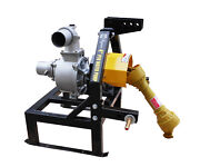 Sigma Tractor-driven Operated Pto-powered Water Pump 4 With Pto Shaft