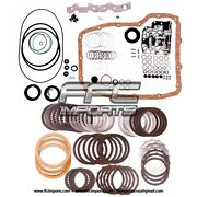 68rfe 66rfe Banner Rebuild Kit 2007-up With Overhaul Gaskets And Friction Plates