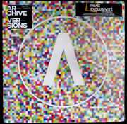 Archive - Versions - Limited White Vinyl - +dc - Sealed - Mint