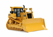 Caterpillar D9-t Bulldozer With Winch By Ccm In Brass