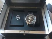 Victorinox Swiss Army Airboss Mach 8 Special Edition 241446 Wrist Watch For Men