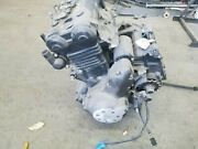 09 Kawasaki Ex650 Versys Complete Running Engine With Injection 3900 Miles
