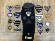 Ww2 Wwii Us Home Front Auxiliary Military Police Amp Patch Lot 1 Of Every Kind