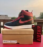 Nike Jordan Air Ship Pro Banned Bred Chicago Size 12.5 Max Dunk Zoom Boost 1 4 5