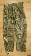 British Army Soldier 95 Multicam Tropical Mtp Woodland Camo Pants 33 X 32