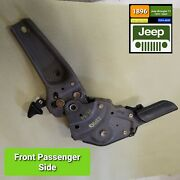 Front Right Seat Recliner Lever Asssembly For 2001 Jeep Wrangler Tj Oem F.s.