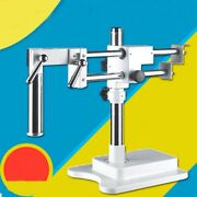 Mobile Phone Repair Microscope Holder Universal Double Arm Support Freedom Lift
