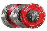 Mcleod 6918-07hd Rxt 1200 Clutch Kit For 07-09 Ford Shelby Gt500 Engine