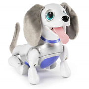 Zoomer Playful Pup, Responsive Robotic Dog With Voice Recognition And Realistic 5