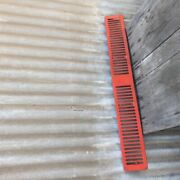 Vw Bus Van Type 2 - Red Front Nose Fresh Air Intake Grill 1973-1979 - Used