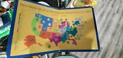 First State Quarters Of The United States Collectors Map 1999-2008 Completeunc