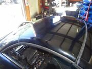 03 Mercedes Sl500 230 Type Convertible Retractable Roof Top Assy Black Glass