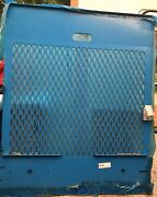 Genie 161925gt Rear Cover Tier 4 Assembly New