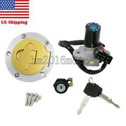 Ignition Switch Fuel Gas Tank Cap Cover Seat Lock Set For Ducati St2 1998-03 Us