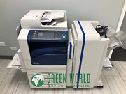 Xerox Workcentre 7855 Color Multi-function With Booklet Maker Low Meter 96k