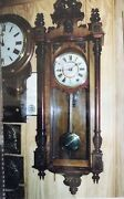Vienna Style Wall Clock New Haven Conn. 1853-1900