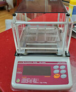 Gk-2000 Gold Silver Specific Gravity Scale Alfa Miragenonworkingfor Parts Only