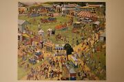 Joe Scarborough Limited Edition Print - And039the Bakewell Showand039 - 1987