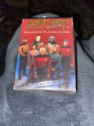 Hoyle Collector Playing Deck Of Cards 2000 Star Trek Tng Model 6835 Experience