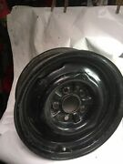 1960andrsquos Ford Steel Wheel Rim Kelsey Hayes 14x5j Vintage Mustang Shelby Torino