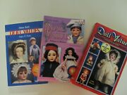 3 Editions Of Doll Values Antique To Modern Patricia Smith And Linda Edward