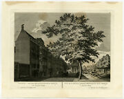 Antique Print-amsterdam-netherlands-lutheran Orphanage-weeshuis-fouquet-1783