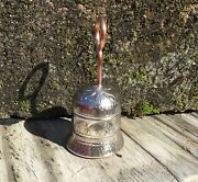 Large Guardian Angel Coin Bell